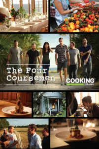The Four Coursemen Poster
