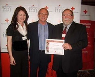 Red Cross Awards